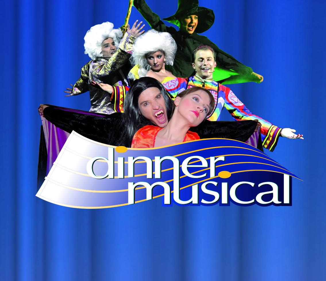 Dinner Musical (bei gutem Wetter) OPEN AIR