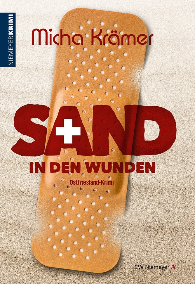 """You are currently viewing Krimi Lesung Micha Krämer """"Sand in den Wunden"""""""