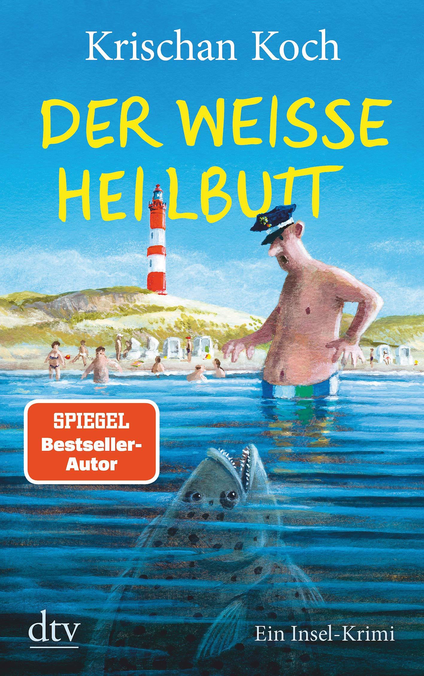"""You are currently viewing Krimi Lesung """"Der weisse Heilbutt"""" mit Krischan Koch"""
