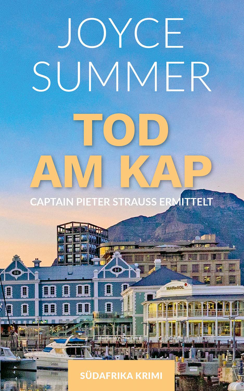 """Krimi Lesung """"Tod am Kap"""" mit Joyce Summer"""