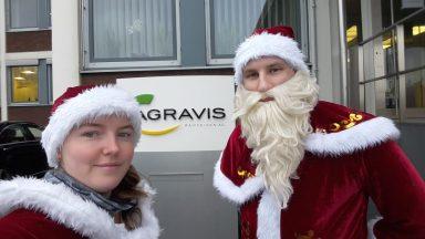 Besuch bei AGRAVIS Raiffeisen AG