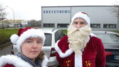 Besuch bei Kreyenborg Plant Technology in Senden