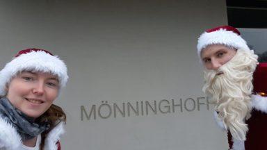 Besuch bei der Mönninghoff GmbH & Co. KG in Senden